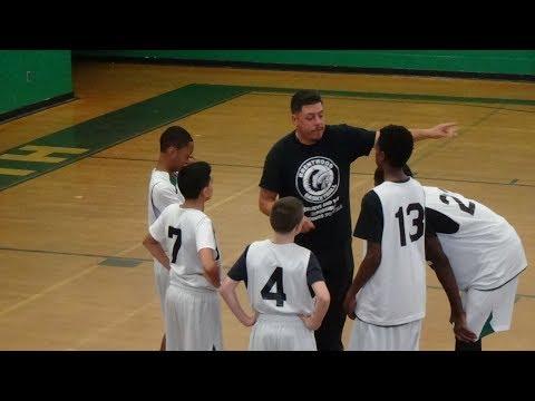 12/08/2017  Boys Basketball Brentwood South vs Wyandanch