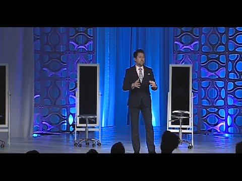 Aaron McDaniel Millennial Expert - ICA Speech - YouTube