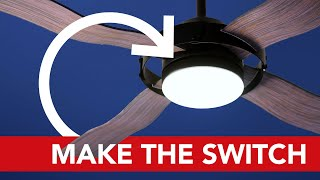 How to Change Your Ceiling Fan's Direction for Comfort | Aire Serv