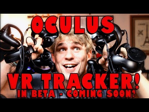 Oculus VR Tracker!? | Mixed Reality Third Controller Update