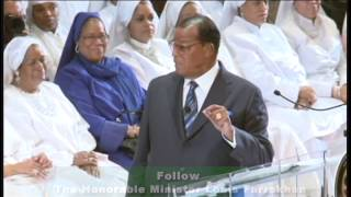 The Honorable Minister Louis Farrakhan The Intensifying Universal Cry for Justice 1 of 3