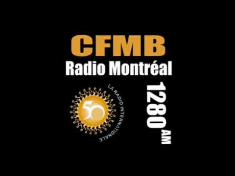 Intervista a CFMB Radio Montréal