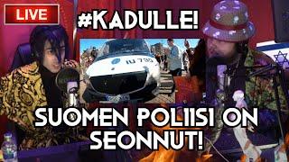 LEVELI kuntavaalit 2021 osa X: POLIISI AJOI MELKEIN PÄIN KUVAAJAAMME! #Kadulle + Mikael Kivivuori