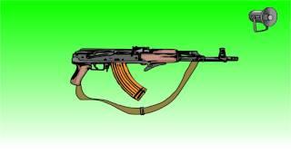 Machine Gun fire sound effect