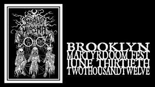 Grave Miasma - Martyrdoom 2012 (Full Show)