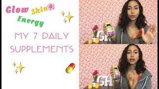 WHY DO I TAKE SEVEN PILLS EVERY DAY? Health and Wellness by GINA HELMI