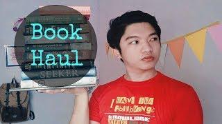 I accidentally hurt a book | BOOK HAUL | Gerald The Bookworm