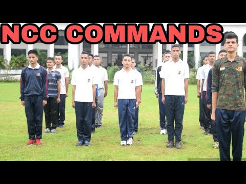 NCC Command | Part 2 | How to give command in NCC | Cautionary & Executive | RAHUL MEHTA thumbnail