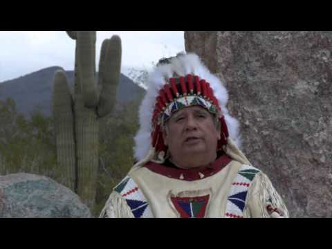 American Indian Chief- The Secret to True Happiness