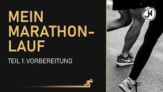 Mein Marathonlauf  - Vorbereitung (Teil 1/3)