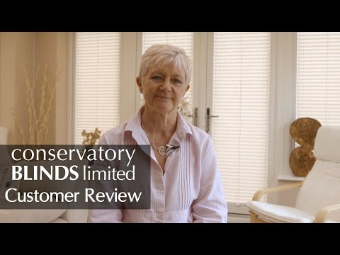 Conservatory Blinds Review - Pleated Blinds in Nottingham