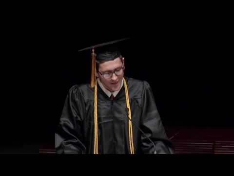 2016 College of Design Commencement |  Austin Young (B.S. Architecture)