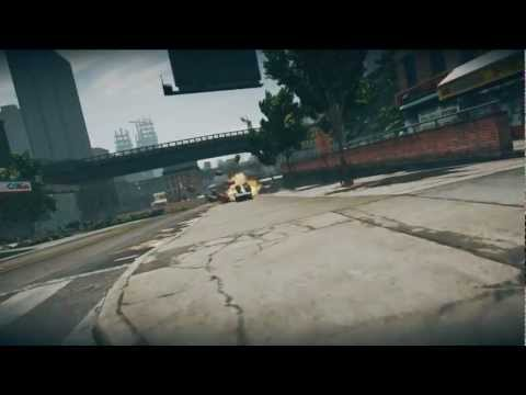 Ridge Racer Unbounded - PC | PS3 | Xbox 360 - launch date official video game preview trailer HD