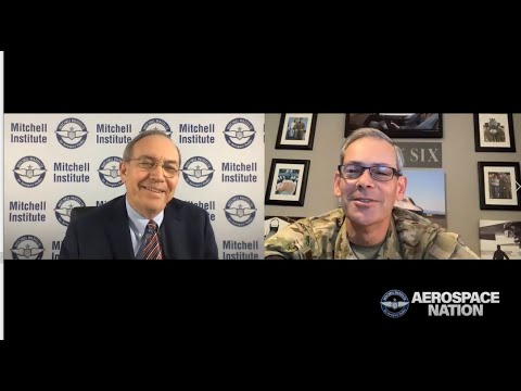 Aerospace Nation: Gen Kenneth Wilsbach, Commander, United States Pacific Air Forces