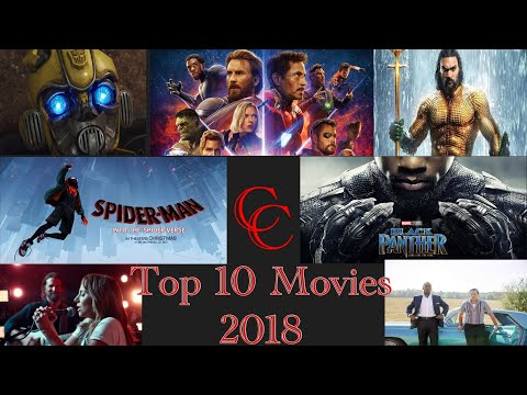 Top 10 Favorite Movies Of 2018   Confidential Lists {Henry/Paul/Zack/Chance}