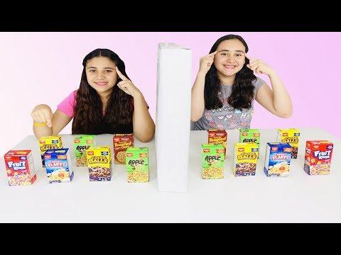 SLIME  por TELEPATÍA  | NO elijas el cereal incorrecto