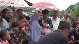 Acara Adat Palembang, sebelum acara resepsi pernikahan.
