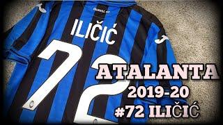 2019-20 Atalanta Home Jersey Review + No.72 Ilicic