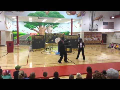 2015 Elberfeld ' s Got Talent - Jones & Arnold