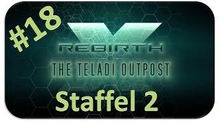 X Rebirth 3.1 #S2/18 - Wer repariert unsere Mühle [HD] - Let's Play X Rebirth