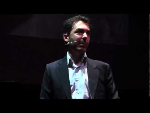 Il lato oscuro dell'universo: Amedeo Balbi at TEDxReggioEmilia