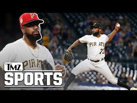 MLB Pitcher Felipe Vazquez Arrested For Solicitation of a Child | TMZ Sports