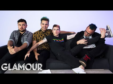 WALK THE MOON Proves Talking is Hard, but Drawing is Harder