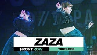 Gambar cover ZAZA   FrontRow   World of Dance Tokyo 2018