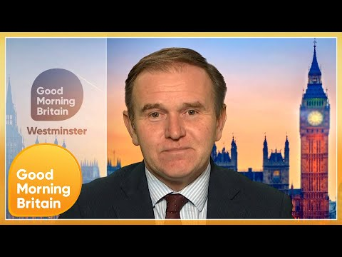 Piers Clashes With Government Minister Over the Government Boycott of GMB | Good Morning Britain