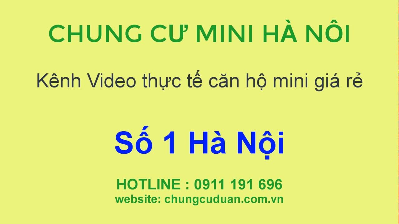 Mở Bán Chung cư mini Thái Hà 02 PN Nhận Nhà Ngay LH 0911191696