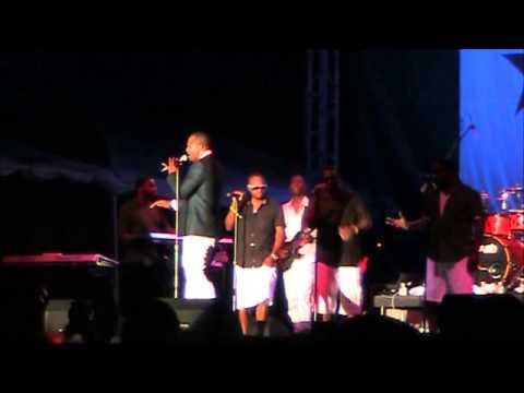 Jaheim  In MY Hands  Live 2012