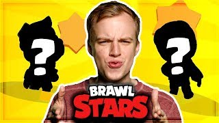 DOUBLE LEGENDARY box opening in BRAWL STARS (insane)