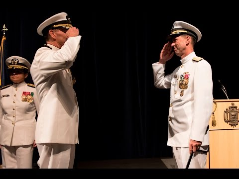 Chief of Naval Operations Change of Office Ceremony