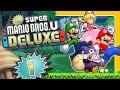 Download NEW SUPER MARIO BROS. U DELUXE 🌰 #1: 2D-Mario springt von WiiU auf Nintendo Switch!