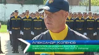 В День независимости харьковские курсанты примут участие на параде в Киеве