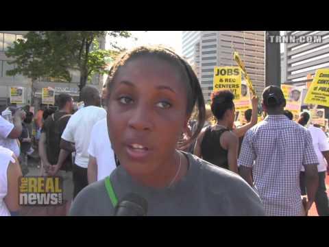 Thousands Protest Zimmerman Not Guilty Verdict Nationwide