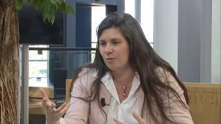Virginie Rozière s'entretient avec Béatrice Thiriet au sujet des droits d'auteur.
