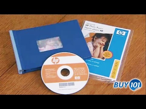 How to make an Photobook with HP Photo Creations Software & Pinchbooks™
