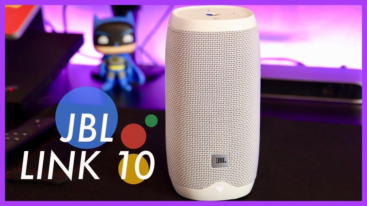 JBL LINK 10 | Google on the go!