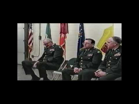 Maj. Gen. Frank Vavala's Retirement Video