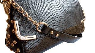 Сумка кожаная Rivet www.modnairiska.com(modnairiska.com - сайт где вы сможете купить сумки, кошельки, клатчи из натуральной кожи по низким ценам с доставкой..., 2013-10-30T11:57:31.000Z)