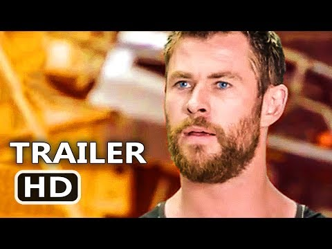 AVENGERS 3 INFINITY WAR Official THOR Trailer Tease (2018) Superhero Movie HD