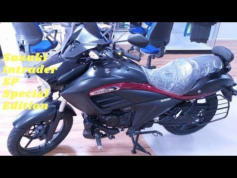 Comparison 2018 Suzuki Intruder 150 And 2018 Tvs Apache Rtr 160 4v