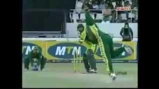 Shahid Afridi 77 off 34 balls great batting vs South Africa