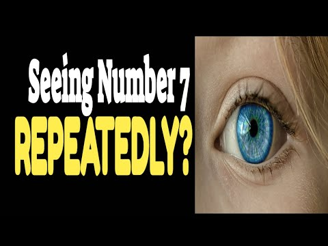 7 Meaning Numerology-Seeing Number 7 Meaning?
