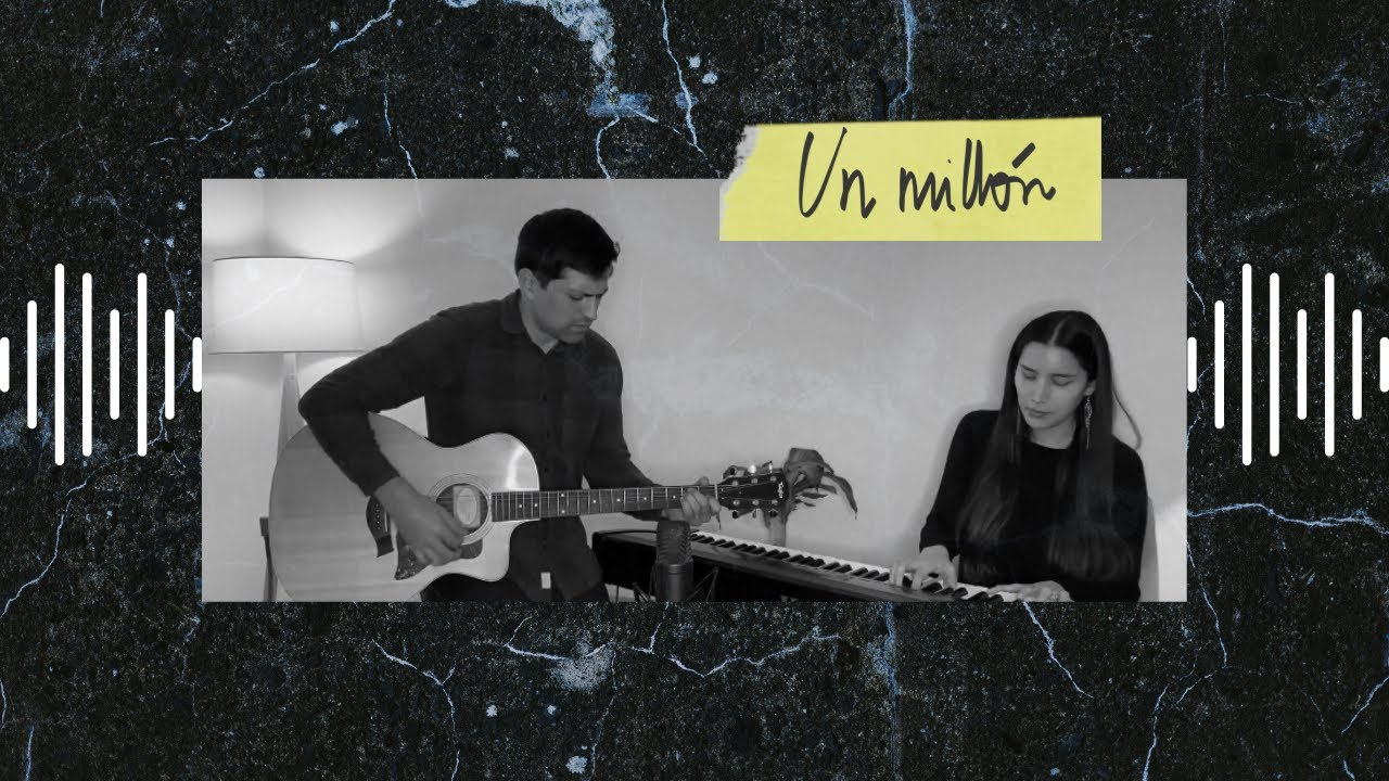 Un millón | Música Más Vida | Cover