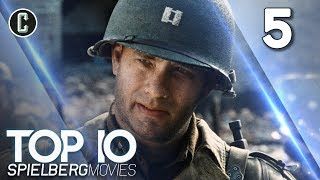 Top 10 Spielberg Movies: Saving Private Ryan - #5