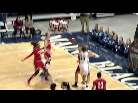 Maine Women's Basketball vs Hartford Highlights