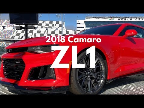 2018 chevrolet camaro zl1 review doovi. Black Bedroom Furniture Sets. Home Design Ideas