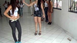 Curso de Passarela com a Modelo Juliana Oliveira